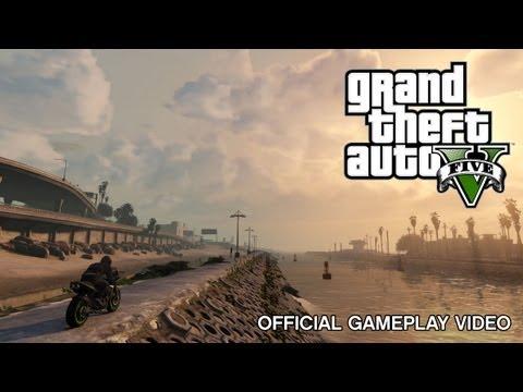 Видео первого геймплея