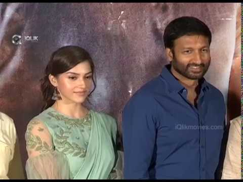 Hero Gopichand Emotional Speech