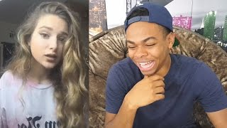 BEST Pick Up Lines Challenge Musical.ly Compilation