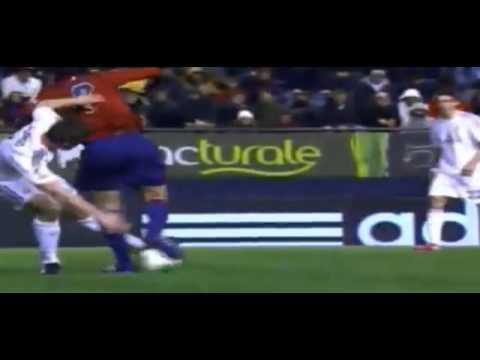 Goal Di Maria - osasuna 0-2 real madrid 15.01.2014