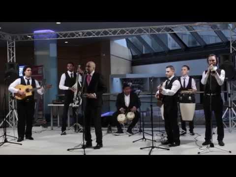 Латиноамериканская группа Son Atrevidos at World Trade Center (Moscow, Russia)