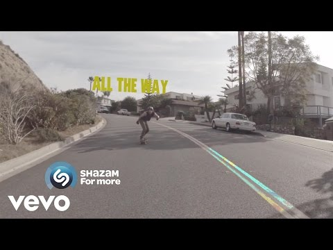 Timeflies - All The Way (Lyric Video)