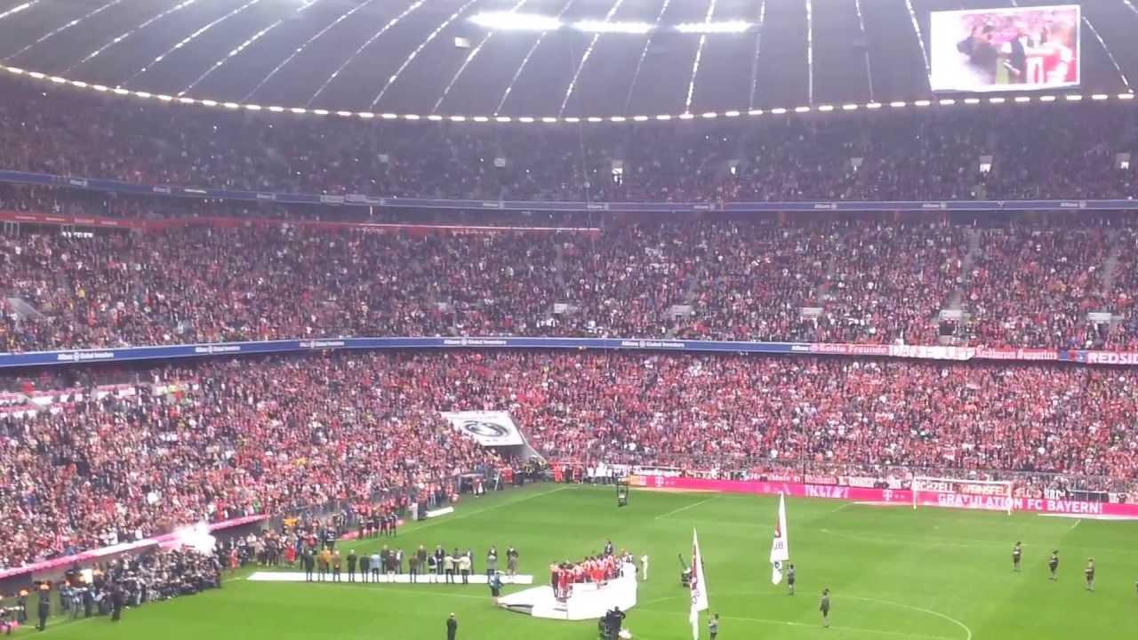bayern münchen stadionführung