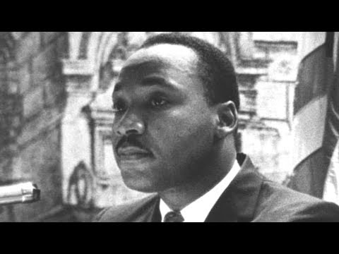 Long Lost Martin Luther King, Jr. Speech (Complete - Best Audio)