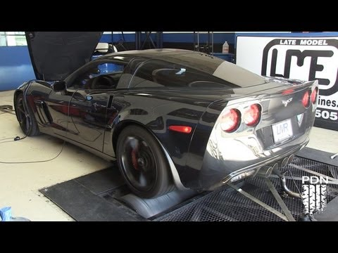 Supercharged Grand Sport - 700hp