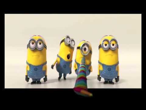 Minions Banana Song (Full Song) - Despicable Me 2