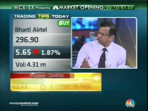 Bharti Airtel may test Rs 308, says SP Tulsian