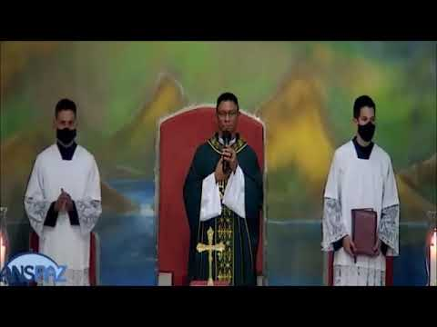 Santa Missa | 23.01.2021 | Sábado | Padre Francisco de Assis | ANSPAZ