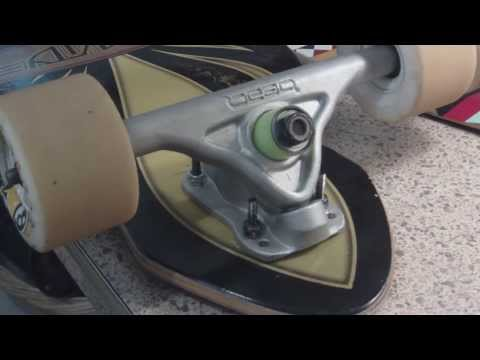 Bear 852 longboard trucks review