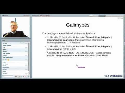 2013-03-05 A.Dinda Mokinių kompetencijų ugdymas mokant pagal atnaujintą programą