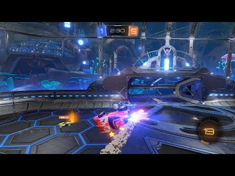My Best Aerial Goals and Saves in Rocket League!