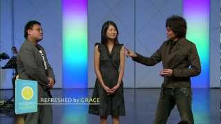 Joseph Prince Refreshed By Grace DVD Trailer