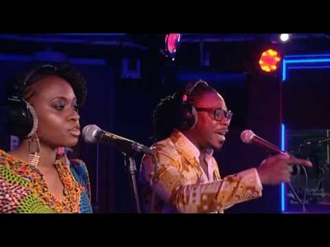 Atumpan - in the Live Lounge with Trevor Nelson