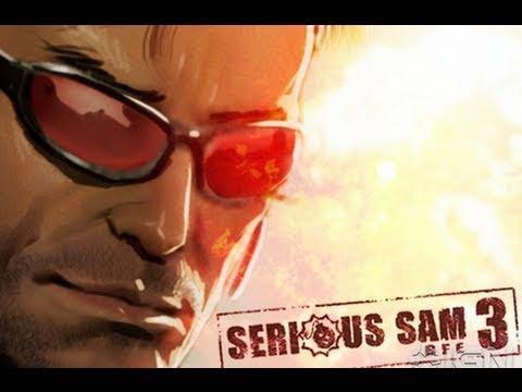 Serious Sam:BFE