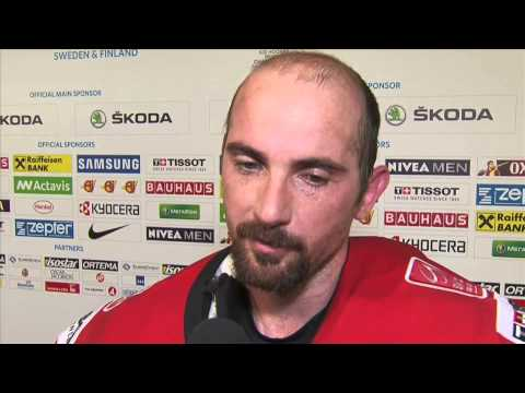 Switzerland v Czech Republic Post Game Comments QF