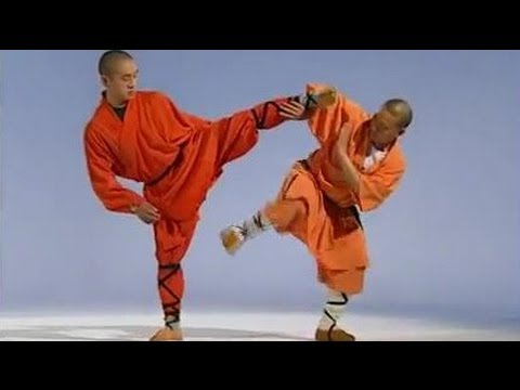 Shaolin kung fu 18 basic combat methods