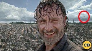 Top 5 Walking Dead Season 7 Mistakes
