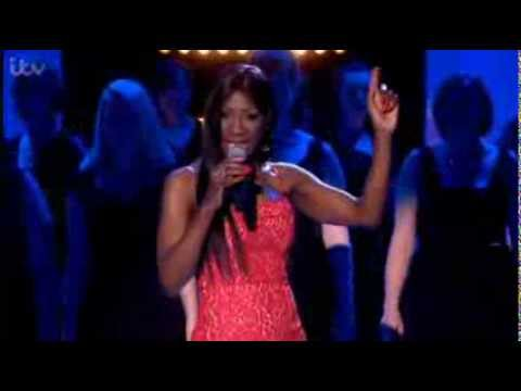 Heather Small & The West Of Scotland Military Wives Choir - Proud - Surprise Surprise