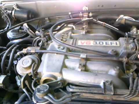 1995 Toyota 4runner SR5 3 0 v6 YouTube