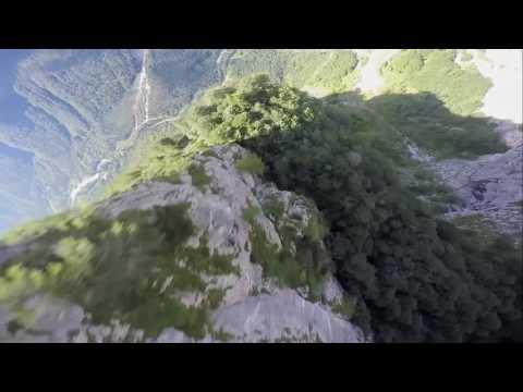 Josh Nicholls | Flights From Four | Helmet cam shot
