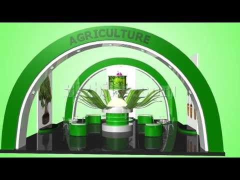 Agriculture Tradeshow Booth