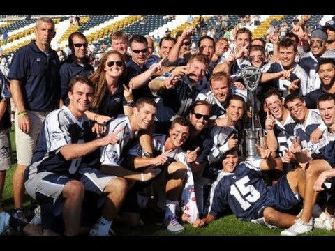 2013 MLL Championship Highlights: Charlotte vs Chesapeake