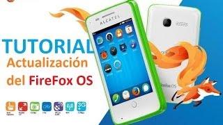 [Tutorial] Actualización De Firefox OS En Alcatel One