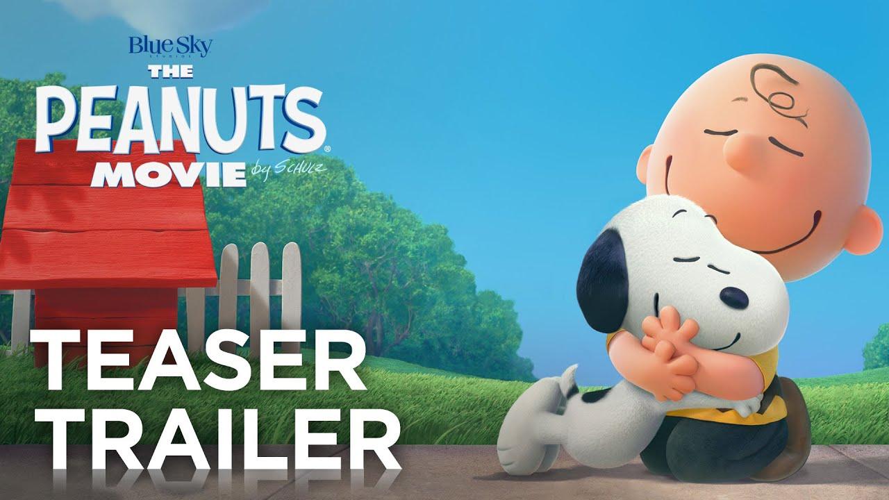 【花生家族 Peanuts Teaser Trailer】【Yao】