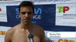 1st Swim Challenge Cascais 2012