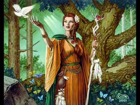 Tribute to the goddess demeter - YouTube