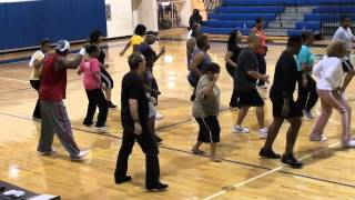 S.B.S. (SHUFFLE BOOGIE SOUL) World's First Flash Mob