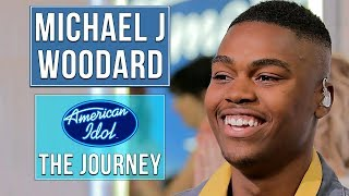 The story of Michael J Woodard and his journey to American Idol | American Idol 2018