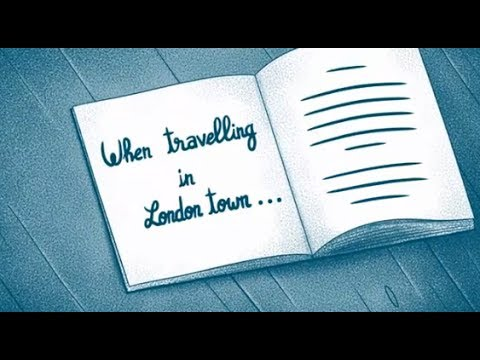 'When travelling in London town' #TravelBetterLondon