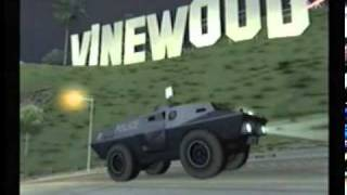 GTA SAN ANDREAS How To Get A Swat Truck