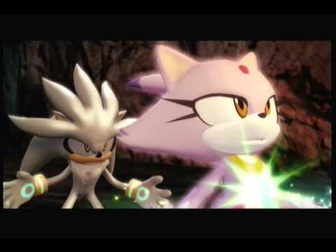 and lastly omega a robot with power let s hope he doesn t spark in a shower the final team consists of new hedgehog silver blaze and amy