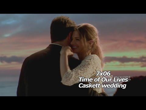 "Wedding Castle Beckett, End Scene Castle Beckett Wedding ""Time of Our Lives"""
