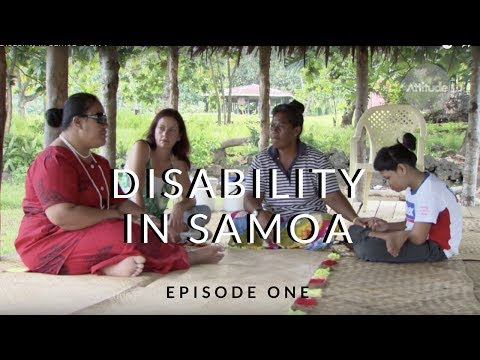 Attitude in Samoa - Part 1