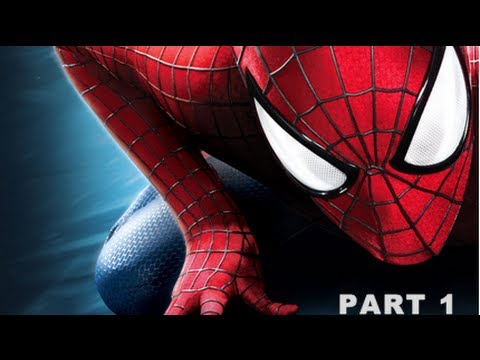 The Amazing Spiderman 2 - Pt 1 Opening Act (Xbox 360) [HD]