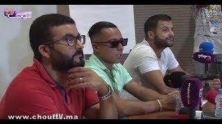 نجم الراي الشبابي ..أيمن السرحاني:الشاب حسني و الشاب خالد هما القدوة ديالي وهاذي أسرار نجاحي |