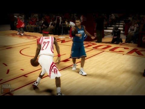 NBA 2K12 My Player