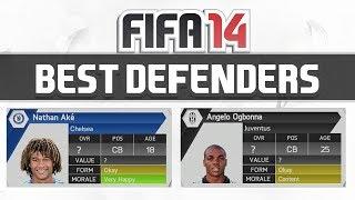 FIFA 14 Career Mode: The Best Defenders To Buy! (Career