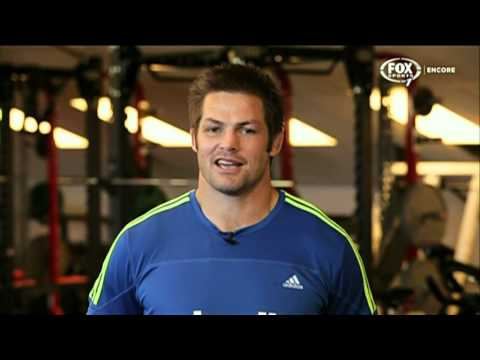 Rugby HQ: Richie McCaw interview | Super Rugby Video Highlights - Rugby HQ: Richie McCaw interview |