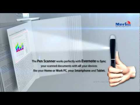 What is the best choice for scanning documents - Merlin Pen Scanner
