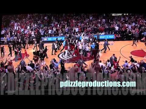 Damian Lillard Hits Game Winning 3 Point Shot To Knock Houston Rockets Out The Playoffs (5-2-14)