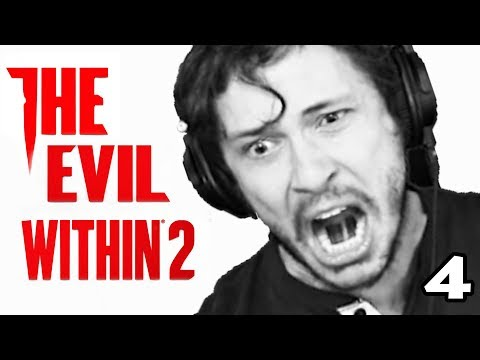 THE EVIL WITHIN 2: Tracy Morgan (#4)