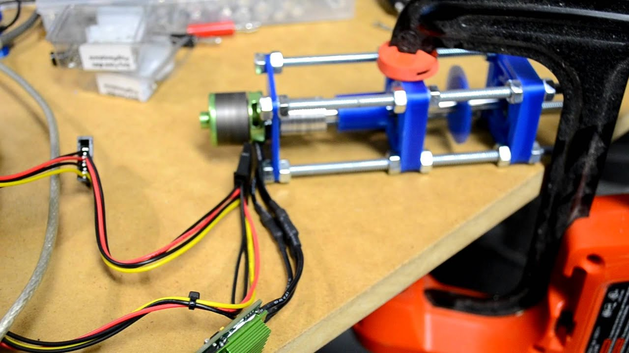Brushless dc motor esc control using arduino with for Etek r brushed dc electric motor