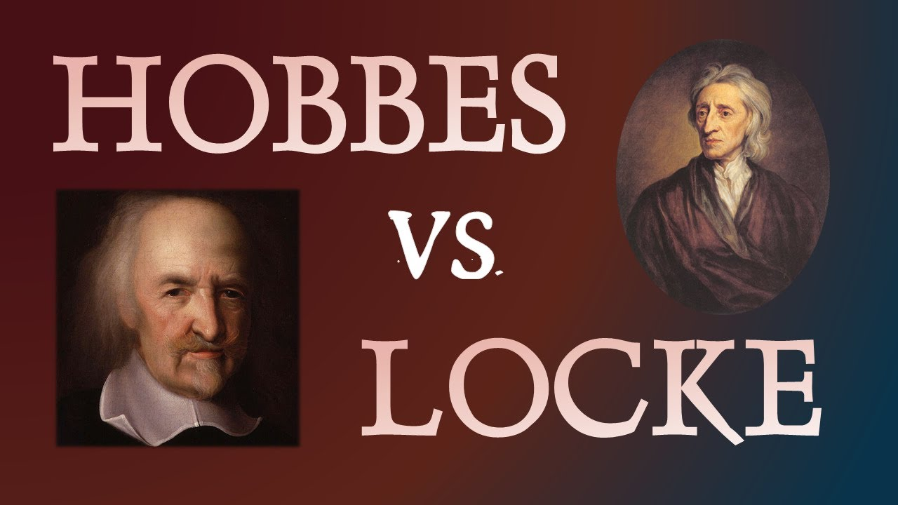 a comparison of hobbes and locke in social contract theory Thomas hobbes and john locke on natural rights essay 929 words | 4 pages hobbes and locke on natural rights according to the natural right theory, the state of nature is the original condition of human beings in regard to any common authority.