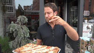 Barstool Pizza Review - 310 Bowery Bar Pizza Featuring 9x World Champion Pizza Maker