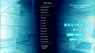 Mw2 CFG Menu Eclipse V1 [USB]Official-