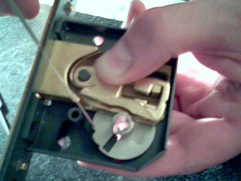 5 Lever Yale Lock Youtube